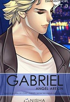 Livres Couvertures de Gabriel - tome 3