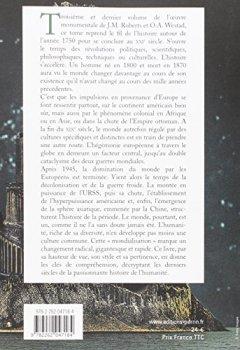 Livres Couvertures de Histoire du monde, tome 3 (3)
