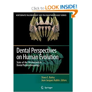 51TqyJKryIL. BO2,204,203,200 PIsitb sticker arrow click,TopRight,35, 76 AA300 SH20 OU01  Download Dental Perspectives on Human Evolution: State of the Art Research in Dental Paleoanthropology  pdf