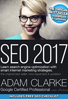 Livres Couvertures de SEO 2017: Learn search engine optimization with smart internet marketing strategies (English Edition)