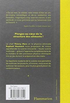 Livres Couvertures de Le répertoire de la cuisine innovante