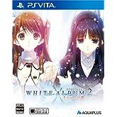 WHITE ALBUM2 -幸せの向こう側-(通常版) ニコニコ動画用シリアルコード&Amazon.co.jpオリジナルA6サイズクリアファイル付