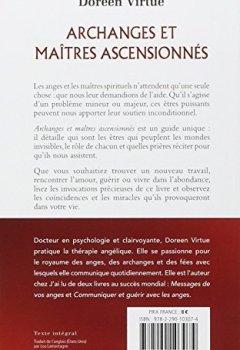 Livres Couvertures de Archanges et maîtres ascensionnés : Un guide pour communiquer et guérir avec les être célestes et les déités