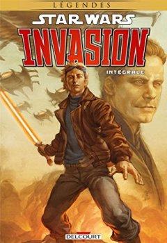 Livres Couvertures de Star Wars - Invasion Intégrale