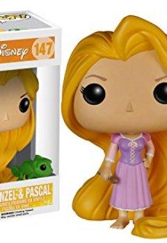 Livres Couvertures de Funko - POP Disney - Tangled - Rapunzel & Pascal