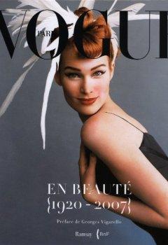 Livres Couvertures de Vogue en beauté (1920-2007)