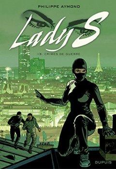 Livres Couvertures de Lady S. - tome 13 - Crimes de guerre