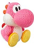 Pink Yarn Yoshi amiibo - Japan Import (Yoshi's Woolly World Series)