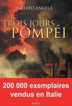 Livres Couvertures de Les trois jours de Pompei
