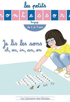 Livres Couvertures de Je lis les sons ch, ou, in, an, on