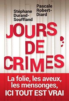 Livres Couvertures de Jours de crimes
