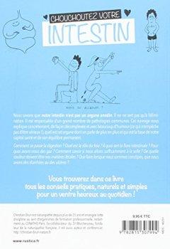 Livres Couvertures de Chouchoutez votre intestin : Enfin tous les conseils pratiques au quotidien pour un ventre heureux !