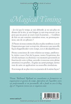 Livres Couvertures de Magical Timing