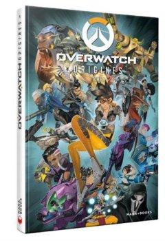 Livres Couvertures de Overwatch Origins - tome 1 (01)