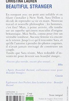 Livres Couvertures de Beautiful Stranger (2)