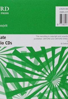 Livres Couvertures de New English File: Intermediate: Class Audio CDs