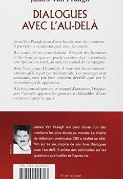 Livres Couvertures de Dialogues avec l'au-delà : Les preuves d'une vie après la mort
