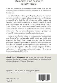 Livres Couvertures de Mémoires d'un banquier au XIXe siècle