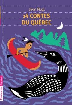 Livres Couvertures de 14 contes du Québec