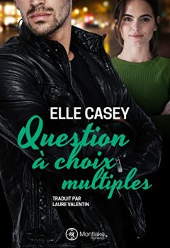 Livres Couvertures de Question à choix multiples (The Bourbon Street Boys t. 3)