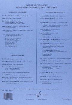 Livres Couvertures de 30 Lecons Progressives de Solfege Volume 1