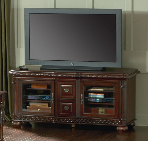Image of Steve Silver Company Steve Silver Antoinette TV Stand (AY600TV)