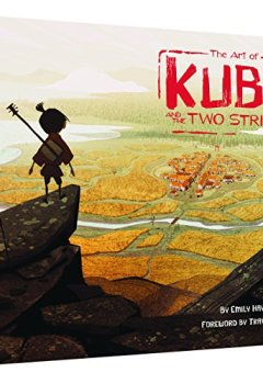 Livres Couvertures de The Art of Kubo and the Two Strings