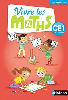 Livres Couvertures de Vivre les maths CE1