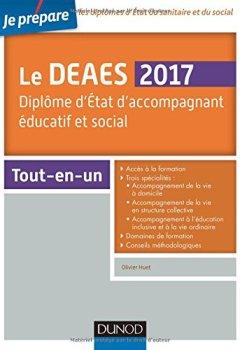 Livres Couvertures de Je prépare le DEAES - Diplôme d'Etat d'accompagnement éducatif et social - Tout-en-un