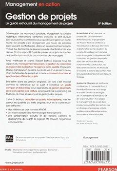 Livres Couvertures de Gestion de projets 5e édition : Le guide exhaustif du management de projets