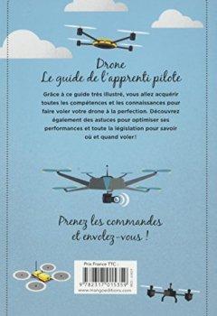 Livres Couvertures de Drones
