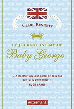 Livres Couvertures de Le journal intime de Baby George
