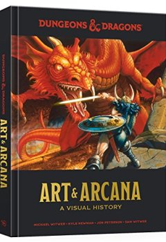Livres Couvertures de Dungeons and Dragons Art and Arcana: A Visual History
