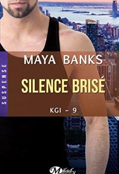 Livres Couvertures de KGI, T9 : Silence brisé