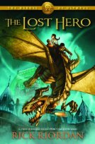 The Heroes of Olympus, Book One: The Lost Hero by Rick Riordan Review