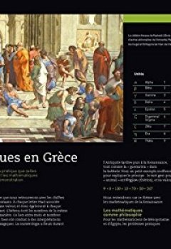 Livres Couvertures de Mathématiques - Le monde fascinant des chiffres