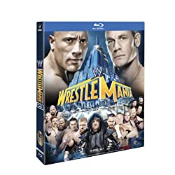 Various (Actor), World Wrestling (Director) | Format: Blu-ray  (28) Release Date: May 14, 2013   Buy new: $39.95  $25.48  14 used & new from $18.98
