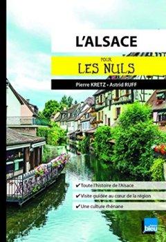 Livres Couvertures de L'Alsace pour les Nuls poche