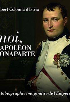 Livres Couvertures de Moi, Napoléon Bonaparte
