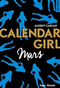 Livres Couvertures de Calendar Girl - Mars
