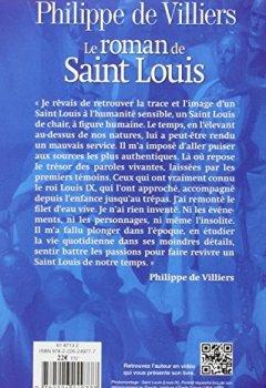 Livres Couvertures de Le roman de Saint-Louis