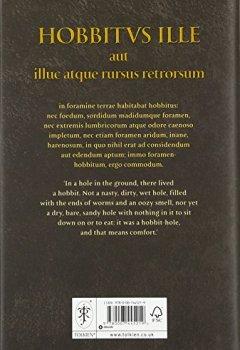 Buchdeckel von Hobbitus Ille: The Latin Hobbit
