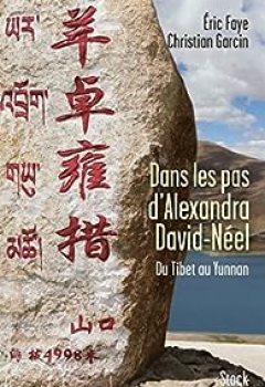 Livres Couvertures de Dans les pas d'Alexandra David Néel
