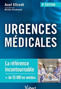 Livres Couvertures de Urgences médicales