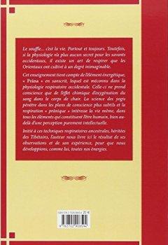 Livres Couvertures de La respiration : Contrôle du souffle manières et art de respirer