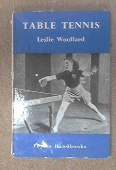 Livres Couvertures de Table Tennis