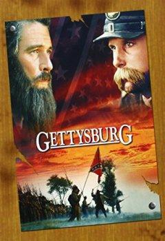 Buchdeckel von Gettysburg / Gods and Generals