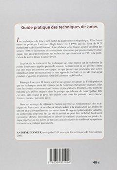 Livres Couvertures de Guide pratique des techniques de Jones