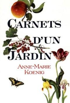 Livres Couvertures de Carnets d'un jardin