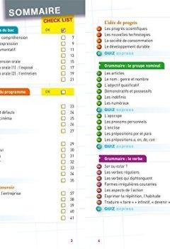 Livres Couvertures de Fiches bac Espagnol Tle (LV1 & LV2): fiches de révision Terminale toutes séries